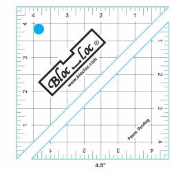 BlocLoc Ruler  4.5 inch
