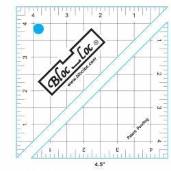 BlocLoc Ruler  4.5 inch