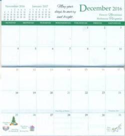 Taschenkalender 2021-2022 Cathedral Windows