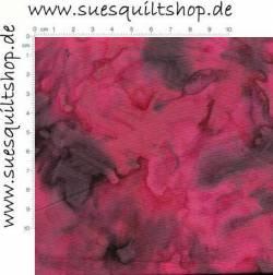 Island Batik Cotton rot violett