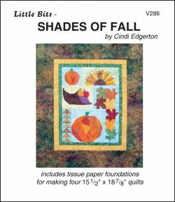 Anleitung Little Bits - Shades of Fall