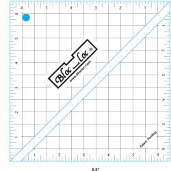 BlocLoc Ruler  6.5 inch  ***BESTSELLER***