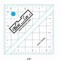 BlocLoc Ruler  3.5 inch