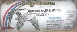 Poly Down    Crib Size 45x60 inch