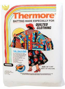 Hobbs Thermore Ultra Thin Batting, Crib Size 45x60 inch