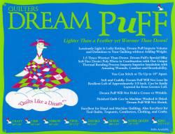 Dream Puff Twin Size 72x93 inch