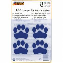 ABS Aufbügelstopper für Regia-Socken, sortierte Farben