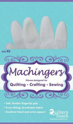 Quilthandschuhe Machingers   Extra Small