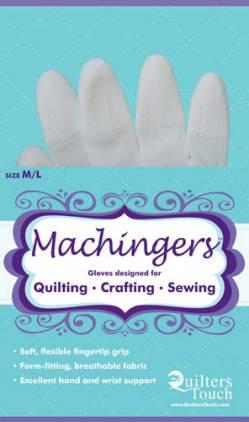 Quilthandschuhe Machingers  Medium-Large