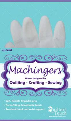 Quilthandschuhe Machingers   Small-Medium