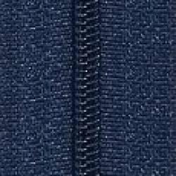 Endlosreißverschluß dunkelblau - OHNE Zipper!!!