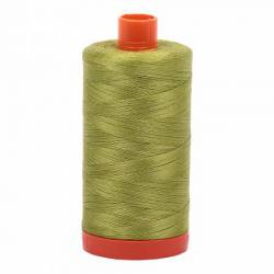 Aurifil Mako Cotton Maschinenquiltgarn 50/2-fach, 1300 m, Fb. 1147 Light Leaf Green