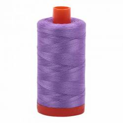 Aurifil Mako Cotton Maschinenquiltgarn 50/2-fach, 1300 m, Fb. 2520 Violet violett
