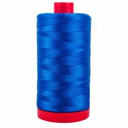 Aurifil Mako Cotton Maschinenquiltgarn 50/2-fach, 1300 m, Fb. 2735 Medium Blue