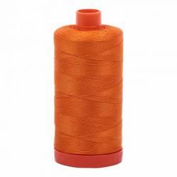 Aurifil Mako Cotton Maschinenquiltgarn 50/2-fach, 1300 m, Fb. 1133 Bright Orange