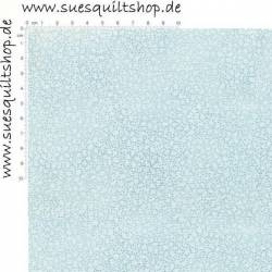 Stof Quilters Basics Pastel, Punkte hellblau