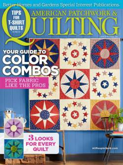 American Patchwork & Quilting No. 140 June 2016