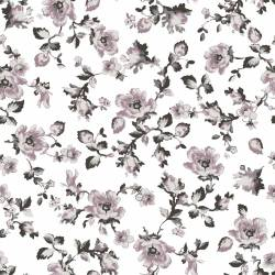 Studio E Oh Sew Beautiful Charcoal Floral >>> Mindestbestellmenge 1 Meter <<<