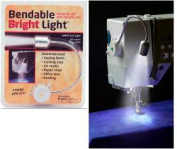 Bendable Bright Light: Leuchte