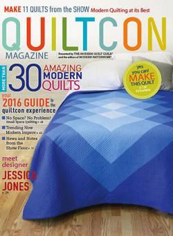 QuiltCon Magazine 2016