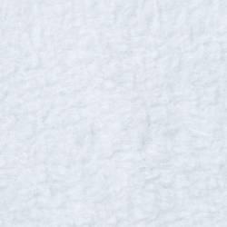 Super Fleece weiß ca. 150 cm breit >>> Mindestbestellmenge 1 Meter <<<
