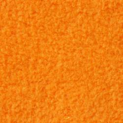Super Fleece orange ca. 150 cm breit  >>> Mindestbestellmenge 1 Meter