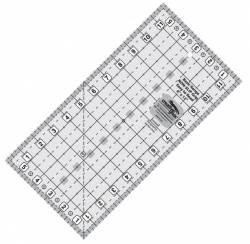Creative Grids Antirutsch-Lineal  6x12 inch - GROSSE Zahlen!
