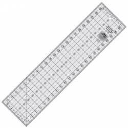 Creative Grids Antirutsch-Lineal  6x24 inch - GROSSE Zahlen!