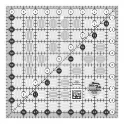 Creative Grids Antirutsch-Lineal  9.5x9.5 inch