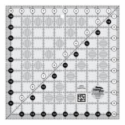 Creative Grids Antirutsch-Lineal 10.5x10.5 inch