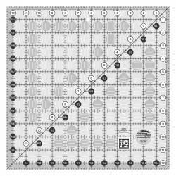 Creative Grids Antirutsch-Lineal 12.5x12.5 inch