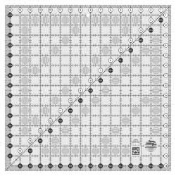 Creative Grids Antirutsch-Lineal 16.5x16.5 inch