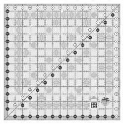 Creative Grids Antirutsch-Lineal 15.5x15.5 inch