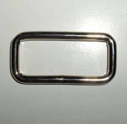 Vierkantring für Gurtband 40 mm