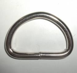 D-Ring für Gurtband 40 mm