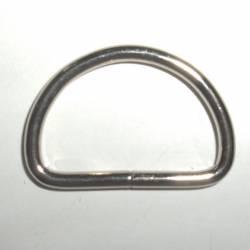 D-Ring für Gurtband 25 mm