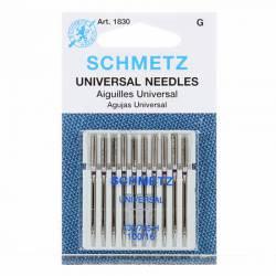 Schmetz Nähmaschinennadeln Universal #100 - 10er Pack
