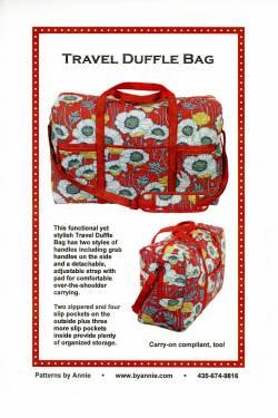 Anleitung Travel Duffel Bag