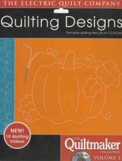 Quilting Designs 3 auf CD Quilting Motifs