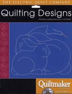 Quilting Designs 2 auf CD Quilting Motifs