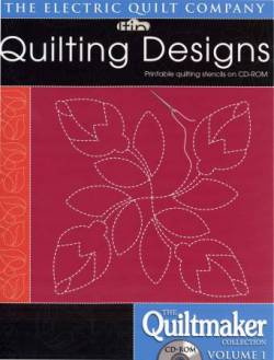 Quilting Designs 1 auf CD Quilting Motifs