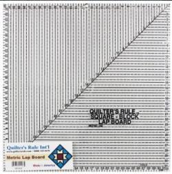 Quilters Rule Lineal metrisch, Quadrat 32 x 32 cm