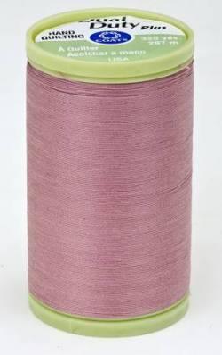 Coats Handquiltgarn Dual Duty Plus ca. 297 m, Fb. 1060 Almond Pink, mandelrosa