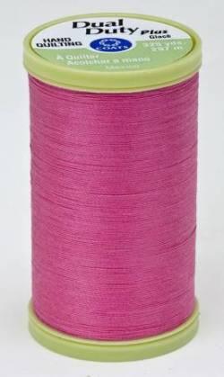 Coats Handquiltgarn Dual Duty Plus ca. 297 m, Fb. 1840 Hot Pink