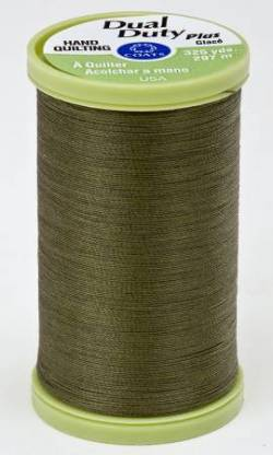 Coats Handquiltgarn Dual Duty Plus ca. 297 m, Fb. 6360 Bronze Green