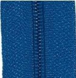 Endlosreißverschluß royalblau - OHNE Zipper!!!