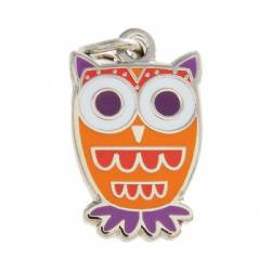 Quilt Charm Owl, Eule
