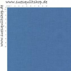 108 Kona Cotton Delft, blau uni
