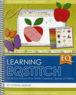 EQ with Me: Learning EQStitch - Softcover