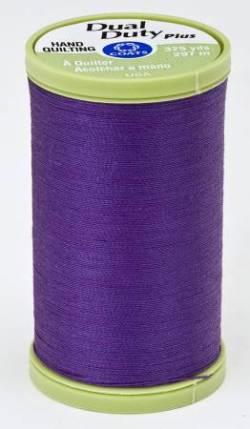 Coats Handquiltgarn Dual Duty Plus ca. 297 m, Fb. 3660 Purple